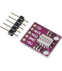 cjmcu-mics-6814 el monóxido de carbono nitrógeno oxígeno sensor compac