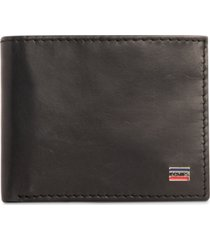 levi's men's stanyan passcase wallet