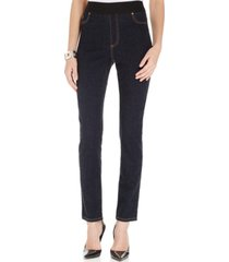 karen kane dark rinse jegging pants
