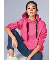 sweatshirt capuchon van joop! roze
