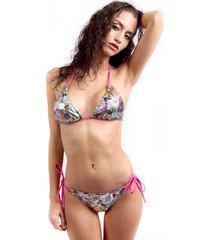 bikini triìángulo rì_o tanga hologram calypsonia