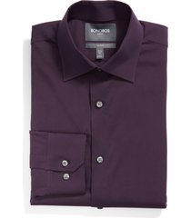 men's bonobos slim fit solid dress shirt