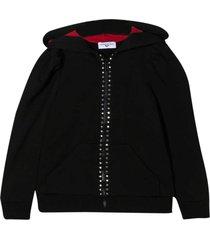 monnalisa black sweatshirt