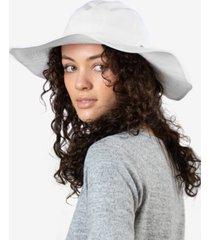 pistil women's poolside full brimmed sun hat