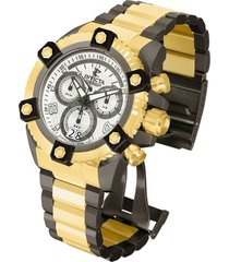 reloj invicta modelo 12982_out oro, gunmetal hombre
