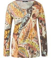 shirt lange mouwen van peter hahn multicolour