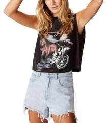 cotton on marley graphic muscle tank