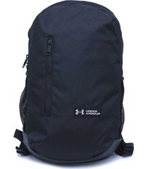 morral negro under armour ua roland backpack