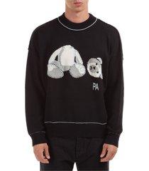 maglione maglia uomo girocollo ice bear