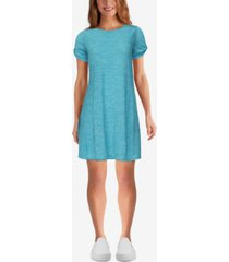 ruby rd. petite spacedyed striped dress