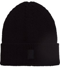 marcelo burlon county of milan patch beanie