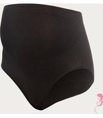 noppies zwangerschapsslip positieslip hoog naadloos zwart