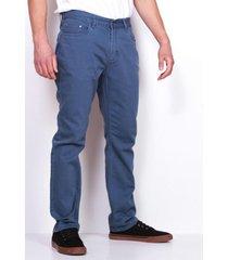 pantalón  slim azul rip curl