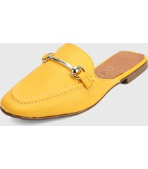 slipper amarillo zatz