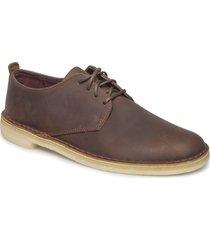 desert london desert boots snörskor brun clarks originals