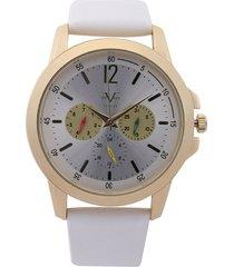 reloj oro rosa-blanca versace 19.69