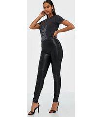 pieces pcsarima mw leggings kac skinn