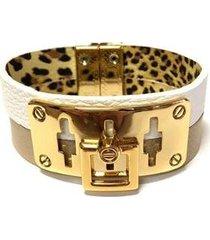 pulseira armazem rr bijoux couro