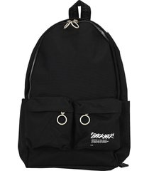 off white quote backpack
