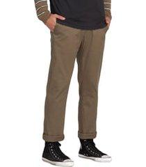 men's volcom frickin modern stretch chino pants