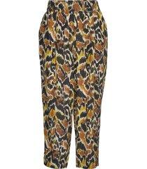 day glide pantalon met rechte pijpen multi/patroon day birger et mikkelsen