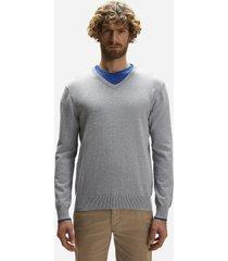 maglia in puro cotone