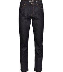 6206711 sdryder slimmade jeans blå solid