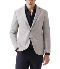 rodd & gunn blumine regular fit sport coat, size xx-large in sand at nordstrom