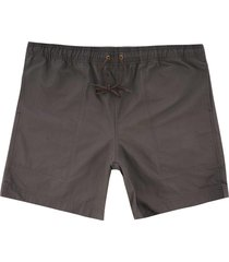 filson green river water shorts - charcoal 20096378