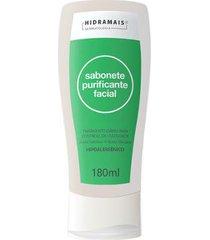 sabonete líquido facial hidramais - purificante 180ml