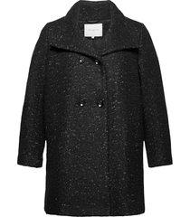 carnewsophia wool coat otw yllerock rock svart only carmakoma