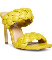 steve madden women's kenley braided dress sandals
