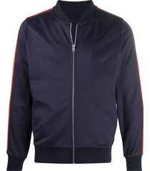 ron dorff urban tennis jacket - blue