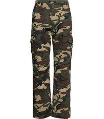 meldrim trousers cargo pants grön dickies