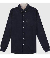 camisa azul oscuro levis
