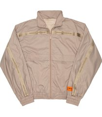 heron preston windbreaker jacket