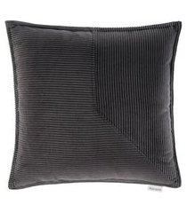 capa de almofada karsten marlise carbono