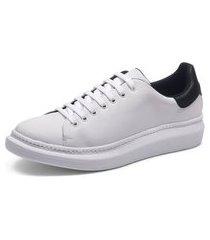 sapatênis navit shoes fly branco