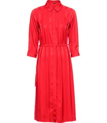 abito chemisier (rosso) - bodyflirt
