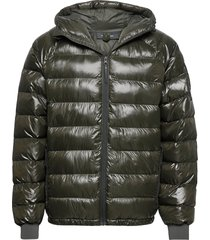 m tomic jacket the alpine gevoerd jack groen peak performance