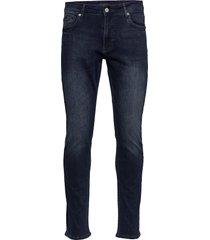 jeff dark denim jeans blå just junkies