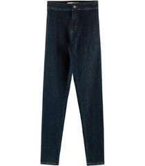 calça jeans hering jegging feminina - feminino