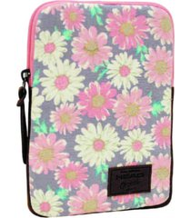 funda torino  tablet 8 rosado flores head