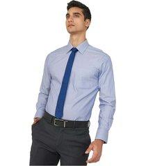 camisa formal cuadros regular fit 92578