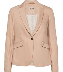 blake night blazer sustainable blazers casual blazers roze mos mosh