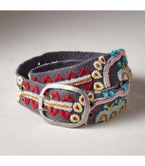 women's chica wool belt