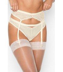 nly lingerie memory lane suspender belt trosor