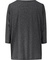 shirt met ronde hals van day.like grijs