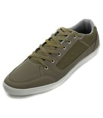 sapatênis try way masculino bk794 verde