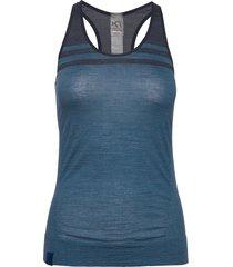 humlesnurr top t-shirts & tops sleeveless blå kari traa